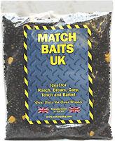 Sealed Bag 500g Hemp & Sweetcorn Carp,Coarse Fishing Bait, Choice of 80 Flavours