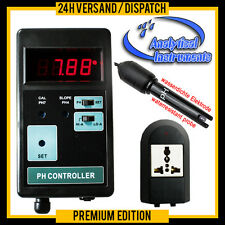 IMPERMEABLE PH-REGULADOR METER MEDIDOR PROBADOR CO2 AGUA SALADA/DULCE P10