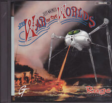 Jeff Wayne-The War Of The  Worlds 2 Cd Computergame