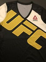 "reebok ufc jersey ""Terry"" Men Size XL New Combat Jersey"