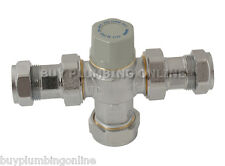 Altecnic 22mm Thermostatic Mixing Valve TMV3 CA-100824