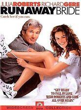 Runaway Bride (DVD, 2000, Sensormatic) NEW! Free Ship Canada!