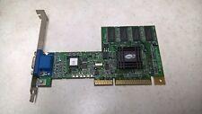 ATI 109-52100-01 ATI Rage 128 chipset, 32MB AGP video card.