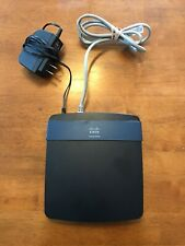 Cisco Linksys E3200 High-Performance Wireless-N Router 300 Mbps 80211n