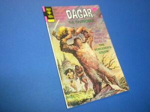 DAGAR THE INVINCIBLE #13 GOLD KEY Comics 1975 SWORD AND SORCERY