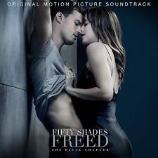 50 Fifty Shades Freed - Film ~ Movie Soundtrack - NEW CD  For You /  Rita Ora