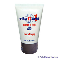 TITE GRIP ANTI perspirant Dry Hands X MIGHTY Pole Dance, Golf, Tennis, tutti GYM