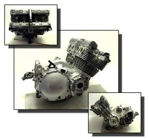 YAMAHA XJ 900 S DIVERSION 4KM Motor 31000 KM Engine #001