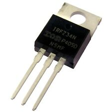 5 IRFZ 34n International Rectifier mosfet transistor 55v 29a 68w 0,04r 854754
