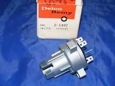 NOS GM Ignition Switch 1967 Pontiac Firebird OEM DELCO