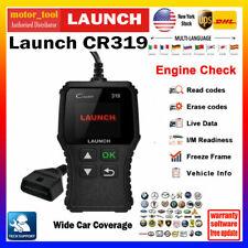 LAUNCH X431 OBD2 Scanner OBD Engine Check I/M Code Reader ELM327 EVAP Scan Tool