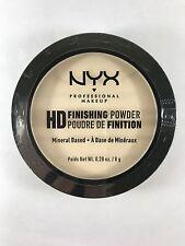 Nyx HD Finishing Powder - Hdfp02 Banana Worldwide
