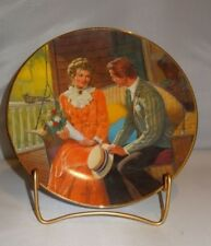 VINTAGE SIGNATURE COLLECTION Courting by Robert Berran Plate 519