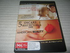 Revolutionary Road + American Beauty - 2 Disc DVD Double Feature - Region 4