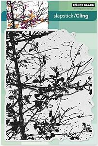 Soft Whisper, Cling Style Unmounted Rubber Stamp PENNY BLACK - NEW, 40-289