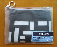 "BTS Bangtan Boys Slogan Towel KPOP Star BTS Korea Gift (39.3"" x 7.8"") L Type"