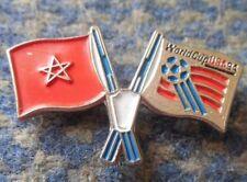 MOROCCO FOOTBALL SOCCER FEDERATION WORLD CUP USA 1994 PIN BADGE
