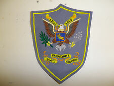 b0494 WW2 US Army Airborne 504th Parachute Infantry Regiment PIR jacket ptch R3B