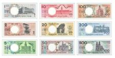 Poland / Polen 2018 - Banknotes never put into circulation - the Polish cities
