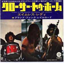 "GRAND FUNK RAILROAD ""CLOSER TO HOME"" ORIG JP 1970"