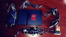 PlayStation 2 mit Games und Zubehör Memory Card, Mikrophon