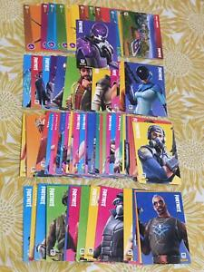 85 Different Panini Fortnite Series 2 Trading Cards - Lot 2