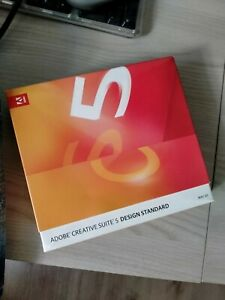 adobe creative suite 5 design standard mac os italiano