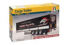 Italeri Cargo Trailer 1/24 3885 Trucks & Trailers Plastic Model Kit