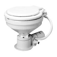 NEW Toilet Marine Boat Caravan 12 Volt Electric Toilet TMC Small Space Toilet