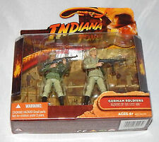 German Soldiers --- Indiana Jones Raiders Of The Lost Ark --- Hasbro
