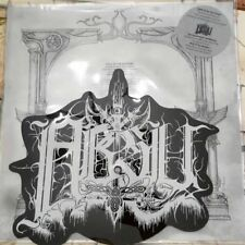 ABSU - Hall of the Masters PICTURE SHAPE (NEW*LIM.500*US OCCULT BLACK METAL)