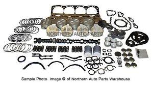 Chevrolet 6.2L Diesel  82-91  Master Engine Overhaul Kit