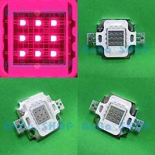 10W Deep Red 660nm High Power LED Lamp Light Spotlight for Plant Aquarium Grow
