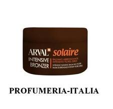 ARVAL SOLAIRE INTENSIVE BRONZER balsamo abbronzante intensivo 150 ml