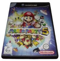 Mario Party 5 Nintendo Gamecube PAL *Complete*
