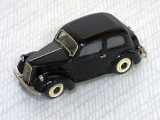 Somerville Built Model Collection Ford Anglia E04A 1947 Black