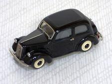 Colección De Modelo Somerville construido Ford Anglia E04A 1947 Negro