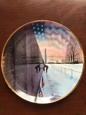 "Franklin Mint ""Remember Them Always"" Collectors plate, Limited Edition"