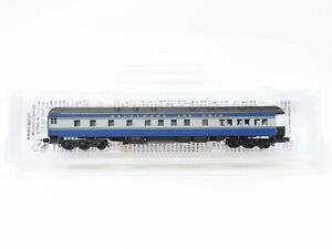 N Scale Micro-Trains MTL 14400090 B&O Baltimore & Ohio 3-2 Observation Passenger