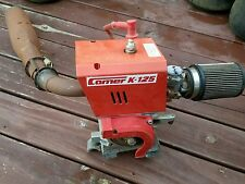 Racing kart engine motor comer k-125