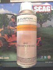 Scag Cat's Eye Gold 48521 (Orange) Mower Spray Paint Directly From Scag OEM