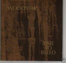 (B102) Woodstar, Time to Bleed - new CD