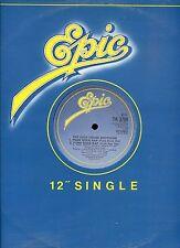 COLD CRUSH BROTHERS punk rock rap 12INCH 45 RPM UK EX