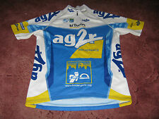 "AG2R PREVOYANCE B'TWIN RACING BOULANGERIE DECATHLON CYCLING JERSEY [42""]"