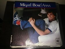 "MIGUEL BOSE - ANNA 7"" SINGLE DISCO"