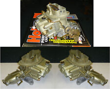"HOLLEY CARBS,Corvette,1968-69,427,""Tri-Power 3x2 Set Up"""