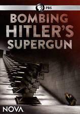NOVA: BOMBING HITLER'S SUPERGUN NEW DVD