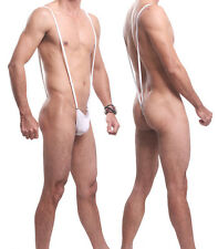 Herren Einstellbar Strings Bikini Strings Thong Tanga Unterhose Unterwäsche