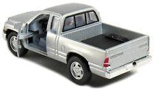 "Brand New 5"" Kinsmart Dodge Ram 1500 Pickup Truck Diecast Model Toy 1:44 Silver"