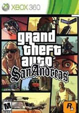 Grand theft Auto san andreas (Xbox 360) NEW *Fast Post*